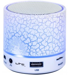 FREESOUND-MINI-WH MINI ALTAVOZ AUTONOMO BLUETOOTH,