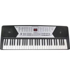 MEK61128-PACK Pack teclado con microfono y soporte
