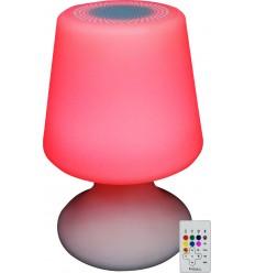 LED-LAMP-BT LAMPARA DE LED AUTONOMA CON ALTAVOZ Y