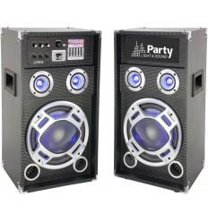 PARTY-KARAOKE12 Sistema Karaoke Activo