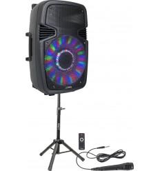 PARTY-15PACK Pack de Sonorizacio con Altavoz