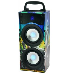 PARTY-DISCO2 Mini Columna Autonoma 20W