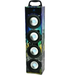 PARTY-DISCO4 MINI COLUMNA AUTONOMA 40W