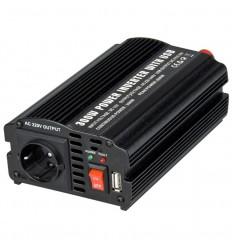 INVER 300 / USB Inversor DC a AC
