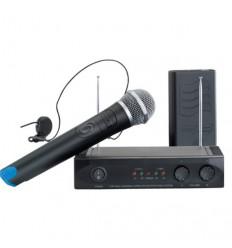 MU 1002 / SET Micrófono inalámbrico