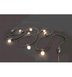 GUIRNALDA IBIZA LIGHT LEDSTRING-WH