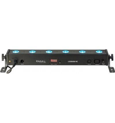 LEDBAR6-RC DMX-CONTROL RGBW