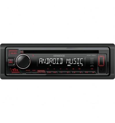 Autoradio Kenwood KDC-130UR