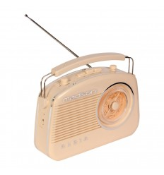 Radio Bluetooh /AM/FM MAD-VR60 - Madison