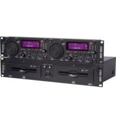 Ibiza Sound CDS-200 - Reproductor de CD y USB con