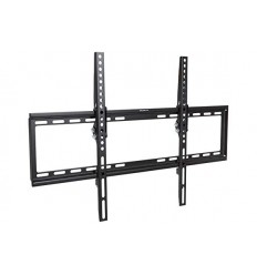Soporte de TV de pared inclinable ultra delgado ad
