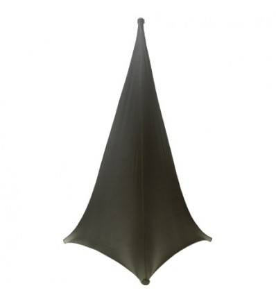 LYCRA-STAND-1.2M-BK STRETCH STAND COVER FABRIC H1,