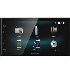PANTALLA DOBLE DIN KENWOOD DMX-120BT