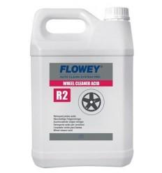 R2 Limpiador Llantas ácido 5l Flowey