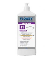 F1 CRYSTAL-WAX Cera brillo intenso 1L FLOWEY