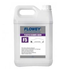 Limpiador plasticos exteriores vehículo 5l Flowey