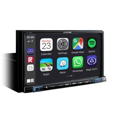 """Sistema multimedia de 7"""" con Android Auto y Apple"""