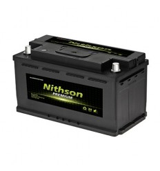 Bateria Nithson Extra 60Ah 500 A pos 0