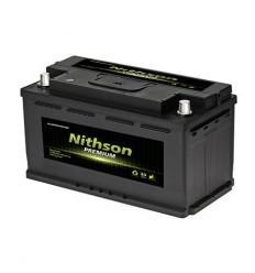 Bateria Nithson Extra 100Ah 720 A pos 1 Asiatico
