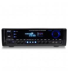 PYLE PT390BTU Amplificador Bluetooth 4 Canales.