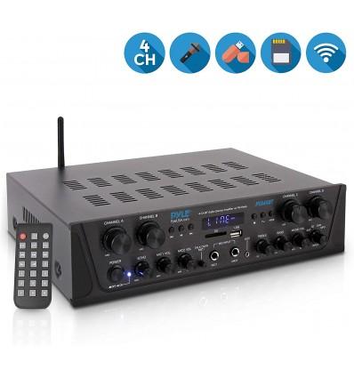 PYLE PTA44BT Amplificador para el hogar