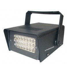 STROBE20LED MINI ESTROBOSCOPIO DE 24 LED
