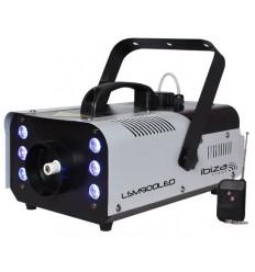 LSM900LED MAQUINA DE HUMO DE 900W DMX CON 6 LED R