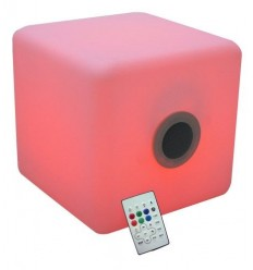 LED-CUBE2020 CUBO LUMINOSO A LED PARA EXTERIOR CON