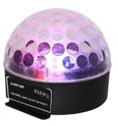 LL081LED EFECTO DE ILUMINACION CON LED RGB ASTRO 1