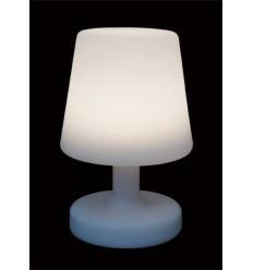 LED-LAMP LAMPARA DE MESA ILUMINADA DE Ø16cm