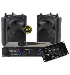 DJ300MKII KIT DJ 2 x 240W