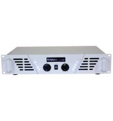 AMP600-WH AMPLIFICADOR DE SONIDO 2 X 480W - BLANCO