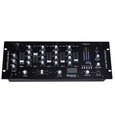 """DJM95USB-REC MESA DE MEZCLAS 19"""" CON LECTOR USB/SD"""
