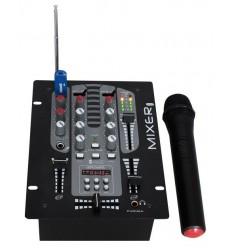 DJM150BT-VHF MESA DE MEZCLAS DE 2 VIAS / 5 CANALES