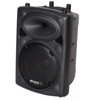 """BAFLE PROFESIONAL ACTIVO DE 10""""/25CM 400W CON USB-MP3"""
