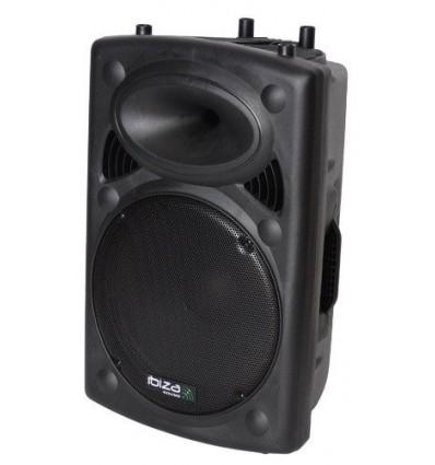 """BAFLE PROFESIONAL ACTIVO DE 15""""/38CM 800W CON USB-MP3"""