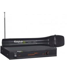 VHF1A SISTEMA DE MICROFONO VHF DE 1 CANAL 207.5MH