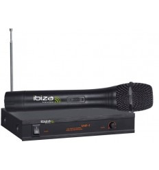 VHF1B SISTEMA DE MICROFONO VHF DE 1 CANAL 203.5MHz