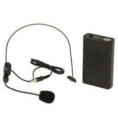 PORTHEAD8 Micro de cabeza 174,1 MHz VHF