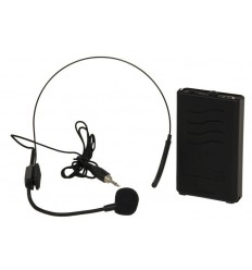 PORTHEAD12-2 icro de cabeza 207.5 MHz VHF