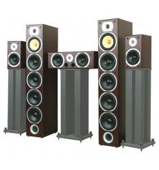 V9B-MA ALTAVOCES HOME THEATER 5.0 NEGRO