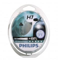 Jgo lámparas philips h7 x-trem vision