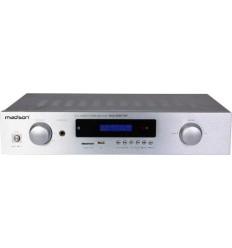 MAD1400BT-WH Amplificador HIFI estéreo 2x100W RMS