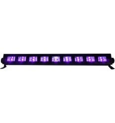 BARRA DE LED UV 9X1W