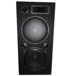 3-WAY DISCO COLUMN SPEAKERS 2 x 15″/38cm - 1000W