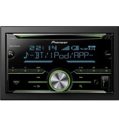 Autoradio doble DIN Pioneer FH-X730BT