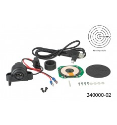 Inbay Kit Universal Redondo 1 bobina con almohadil