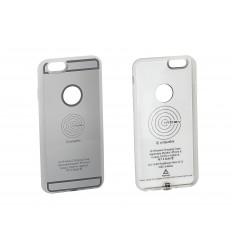 Inbay Funda de carga iPHONE 6 PLATA/SILVER