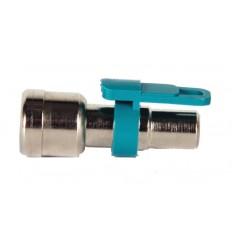 Adaptador antena FAKRA Hembra - ISO Hembra 1 Pieza