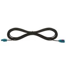 Cable adaptador antena Fakra Hembra Universal - Fa